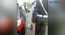 Polresta Lampung Selidiki Penembakan Sopir Taksi Online