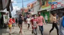 Tawuran 2 Kelompok Warga di Makassar, 1 Orang Tewas