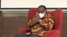 Zero Kasus Covid-19, Bupati Willem Wandik Fokus Bebaskan Kabupaten Puncak Agar Tidak Terisolir