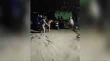 Banjir Bandang Terjang Sebuah Desa di Kabupaten Sigi