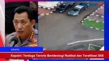 Kapolri: Terduga Teroris Berideologi Radikal dan Terafiliasi ISIS