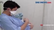 Momen Haru Kelahiran Anak Pertama Zaskia Sungkar dan Irwansyah Setelah Menanti 10 Tahun