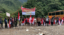 Warga Pegunungan Papua, Nyatakan Tolak Kekerasan yang Dilakukan KKB