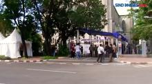 Misa Jumat Agung di Gereja Katedral Jakarta Digelar Secara Terbatas