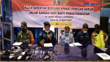 Razia Lapas Cipinang, Petugas Temukan 27 Telepon Genggam