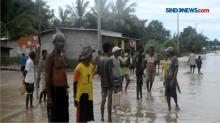 Korban Banjir NTT Butuh Bantuan Makanan dan Air Bersih