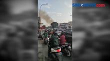 Kebakaran Besar di Tanah Abang, Jakarta Pusat