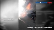 Kebakaran Pasar Kambing, Polisi Cek Keberadaan Korban