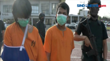 Sita 18 Kg Sabu, Polisi Ringkus Kurir Narkoba