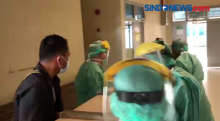 Proses Evakuasi 2 Korban Penembakan yang Dilakukan oleh KKB