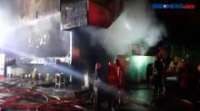 392 Kios di Pasar Minggu Ludes Terbakar