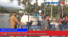 Langgar Aturan Prokes, Tradisi Balimau Dibubarkan di Padang, Sumatra Barat