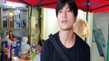 Viral Penjual Nasi Kuning di Samarinda Mirip Artis Korea