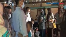 Eksekusi Hak Asuh Anak Berlangsung Dramatis