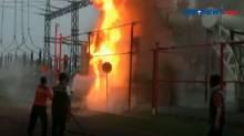Kebakaran PLTG di Palembang, 3 Mobil Damkar Dikerahkan