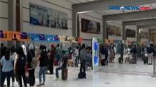 Mudik Awal Hindari Larangan Mudik, Bandara Soetta Dipadati Penumpang
