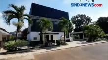 Ada Masjid Berbentuk Kabah di Subang