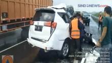 Kecelakaan Maut di Tol Kayu Agung, Evakuasi Dramatis Satu Selamat