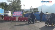 Pasca-Erupsi, Warga Dilarang Mendekati Wilayah Kawah Sileri