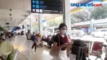 Pemudik Mulai Datangi Bandara Halim Perdana Kusuma, Begini Situasinya