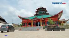 Diviralkan Non Muslim, Masjid Muhammad Cheng Hoo Jambi Terkenal