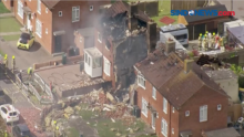 Ledakan di Permukiman Ashford, Inggris, Tujuh Orang Terluka