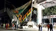 Jembatan Kereta di Mexico City Ambruk, 23 Orang Tewas