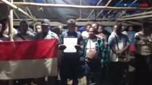 Eksklusif! Alex Hamberi Pentolan Teroris KKB Papua Menyerahkan Diri
