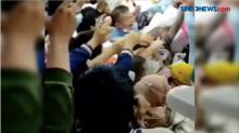 Video Viral Kios Pakaian Muslim di Thamrin City Diserbu Warga