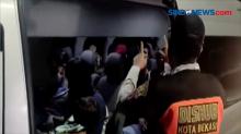 Mudik Dilarang, Taksi Gelap Bawa Penumpang Menuju Semarang