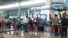 Hari Kedua Larangan Mudik, Bandara Soetta Ramai Penumpang