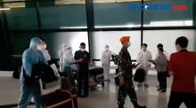 Warga Tiongkok Kembali Mendarat di Bandara Soekarno-Hatta