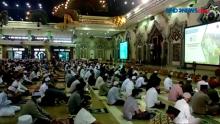 Salat Ied di Masjid JIC, Jamaah Wajib Pakai Masker dan Jaga Jarak