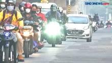 Arus Balik Kendaraan di Kawasan Bekasi Sepi