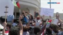 Ribuan Warga AS Demo Kecam Serangan Israel
