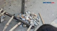 Terekam CCTV, Warga Medan Digegerkan Aksi Teror Bom Molotov