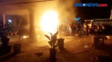 Pembakaran Mobil Anggota DPRD Terekam CCTV