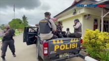 Pasca Penangkapan Terduga Teroris, Polres Merauke Tingkatkan Pengamanan