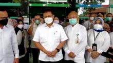 Menkes Tinjau Vaksinasi Covid-19 Bagi ODGJ di Bogor