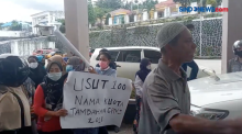 Tuntut Sekda Tanggung Jawab, CPNS Kembali Gelar Demo di DPRD dan Pemkab Fakfak