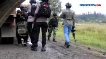 Baku Tembak TNI-Polri dengan KKTB, 2 Warga Sipil Jadi Korban