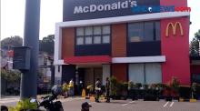 Langgar Prokes BTS Meal, Gerai McD di Bandung Disegel