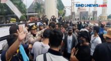 Ricuh PKL Majalengka Setelah Dilarang Berjualan di Alun - Alun