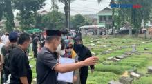 Prosesi Pemakaman Markis Kido Penuh Haru