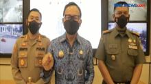 Kasus Covid-19 Melonjak, Kota Bogor Terapkan Jam Malam
