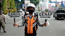 Hari Pertama Ganjil Genap di Bogor, Masih Banyak Pelanggaran