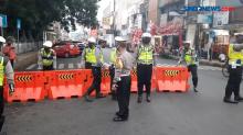 Tekan Kasus Covid-19, Pemkot Tasikmalaya Tutup Jalan