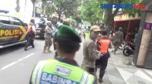 Razia Kafe di Kota Jombang, Petugas Bubarkan Pelanggan Kafe
