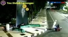 2 Pemuda Pencuri Boneka Pocong di Lamongan Diburu Polisi