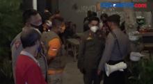 Belasan Pemuda Terjaring Operasi Gabungan PPKM Darurat di Madiun Jatim